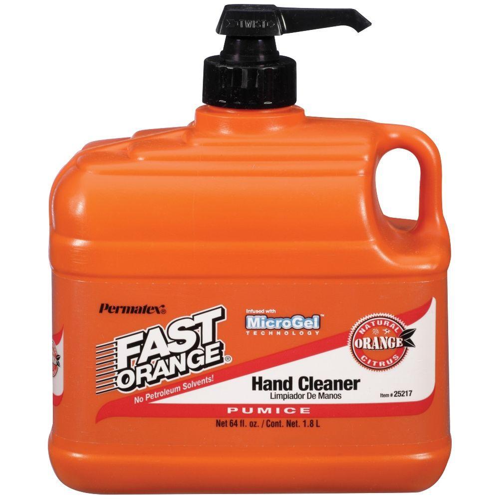 0.5-gal. 64 oz. Fast Orange