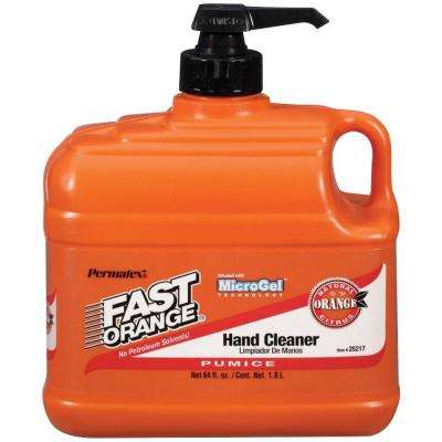 0.5-gal. 64 oz. Fast Orange