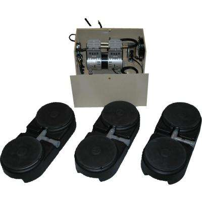 Pro 9 Electric Aeration Unit with Accessories