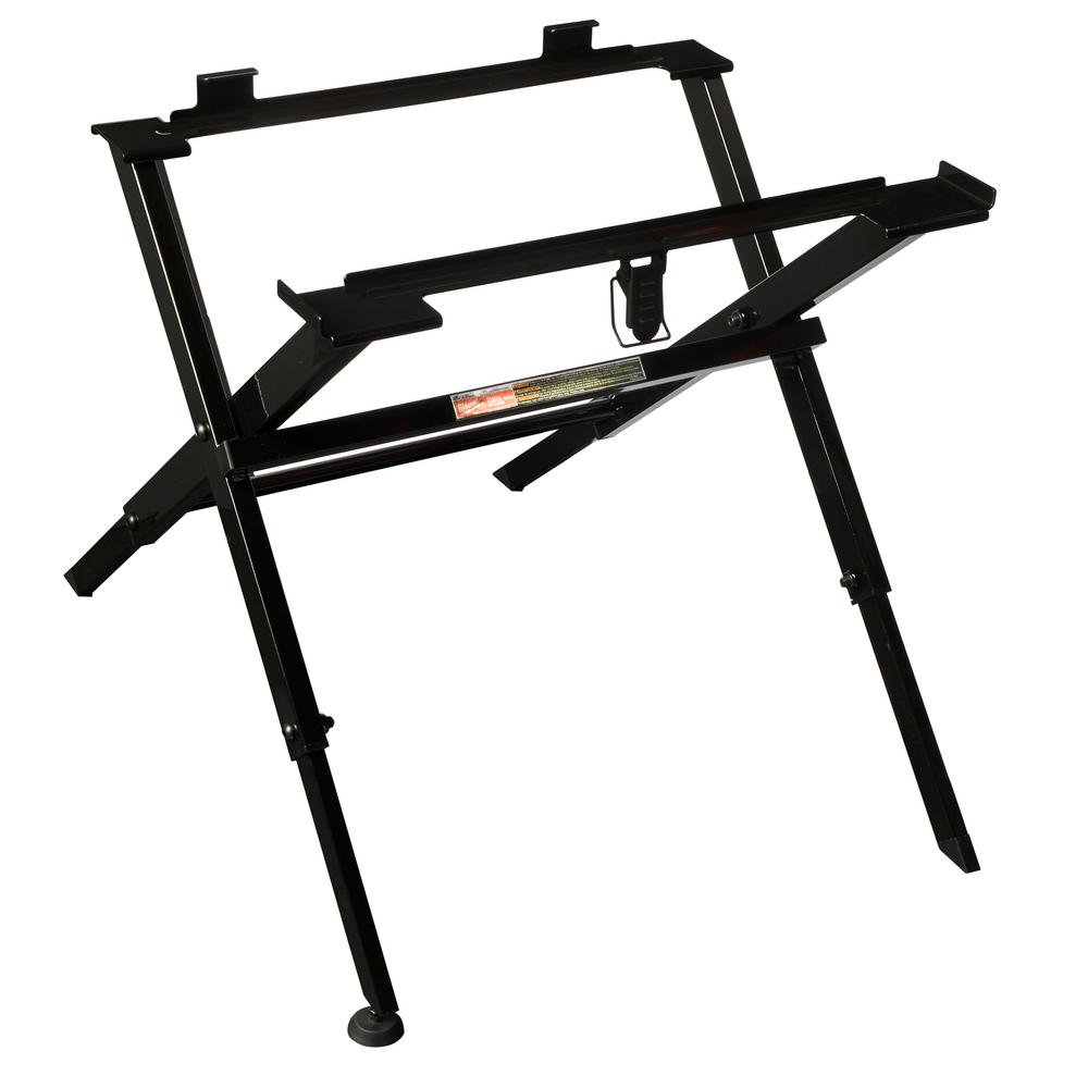 Milwaukee Compact Folding Table Saw Stand 48 08 0561 The