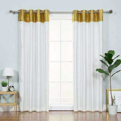 border indoor curtains drapes window treatments the home depot rh homedepot com