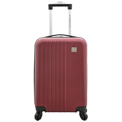 Samantha 20 in. Hardside Carry-On Luggage/Suitcase with Spinners