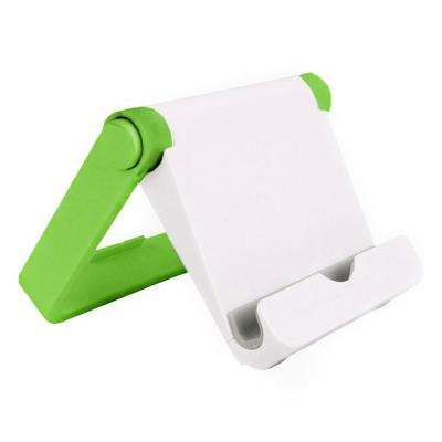 Universal Folding Stand for Tablets and Smartphones, Green