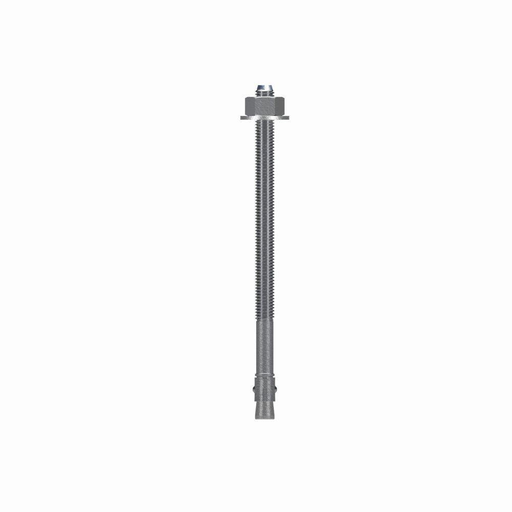 Simpson Strong-Tie Wedge-All 1/2 in. x 8-1/2 in. Mechanically Galvanized Expansion Anchor (25-Pack)