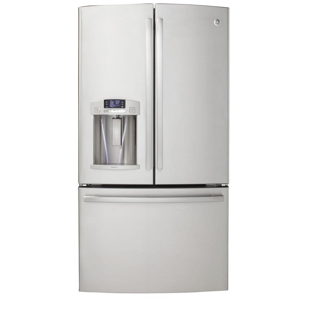 GE Adora 27.7 cu. ft. French Door Refrigerator in Stainless Steel