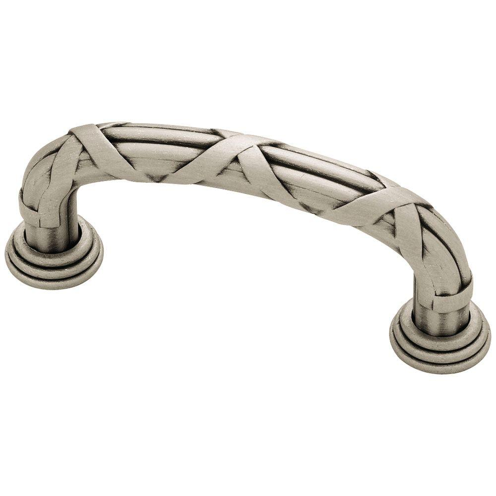 Liberty French Romantics 3 In 76mm Brushed Satin Pewter