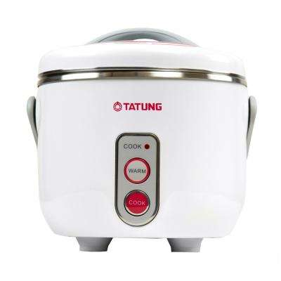 3-Cup Stainless Steel Multi-Cooker