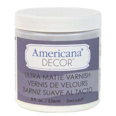 Americana Decor 8 oz. Ultra Matte Varnish