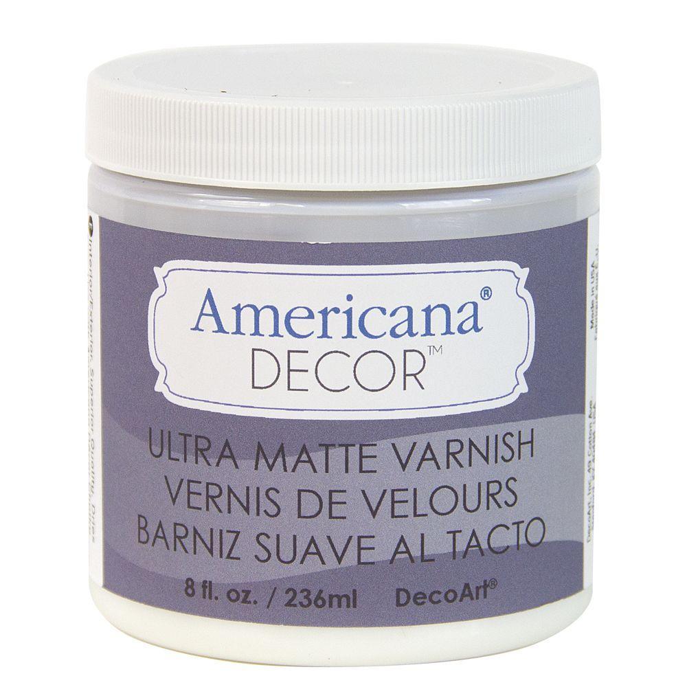Americana Decor 8 oz. Ultra Matte Varnish