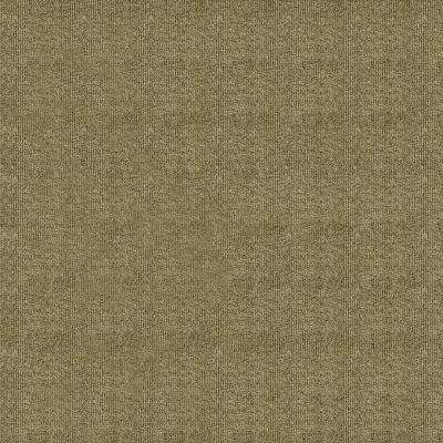 Design Smart Taupe Rib Texture 18 in. x 18 in. Indoor/Outdoor Carpet Tile (10 Tiles/22.5 sq. ft./case)