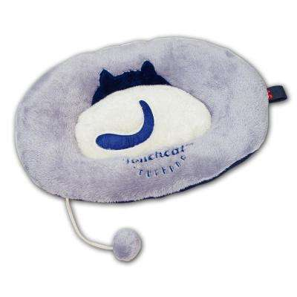 Light Grey Kitty-Tails Fashion Designer Fashion Premium Cat Pet Bed