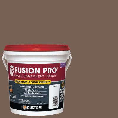 Fusion Pro #52 Tobacco Brown 1 Gal. Single Component Grout