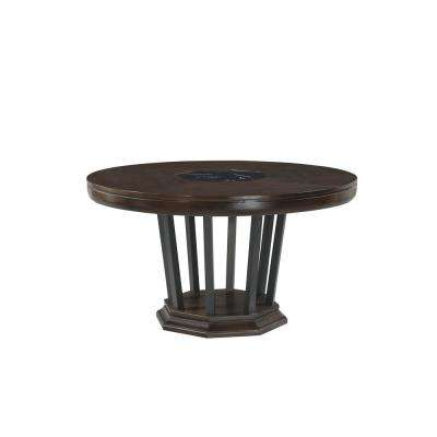 Selma Tobacco Dining Table