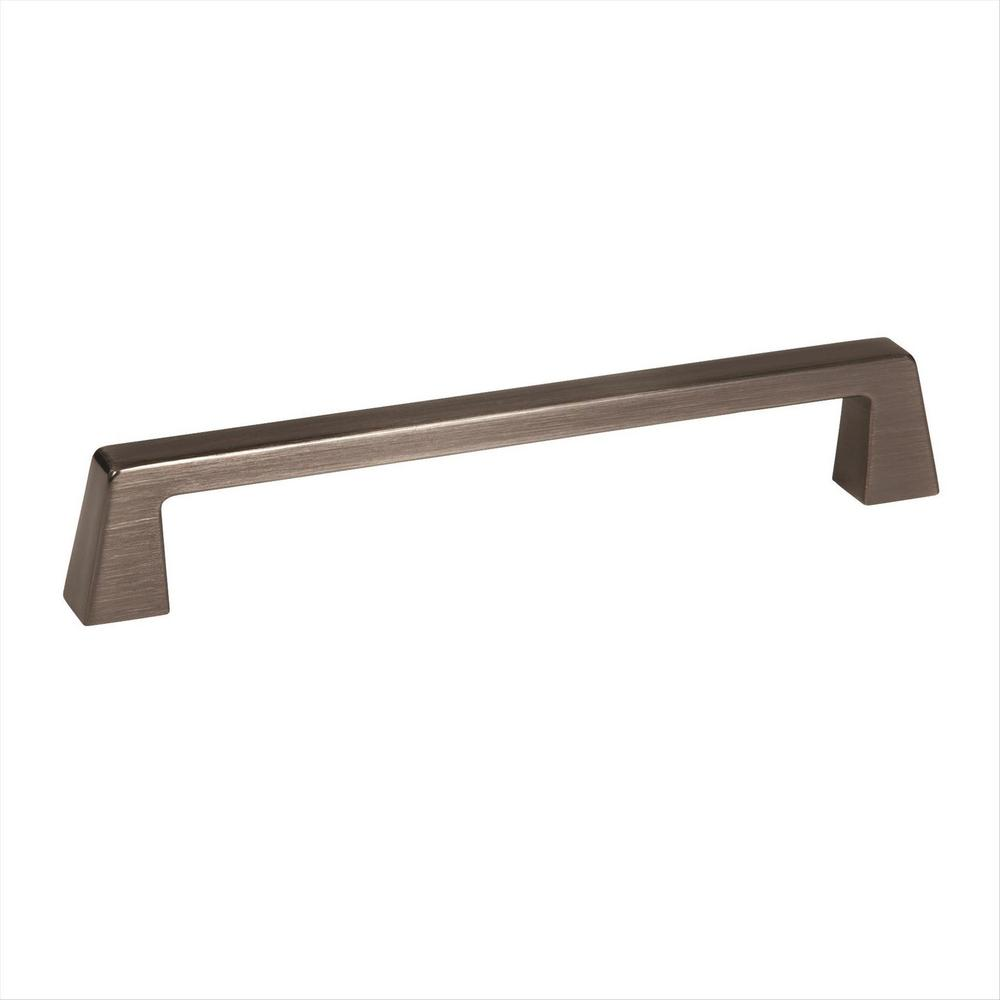 Blackrock 6-5/16 in. (160 mm) Center to Center Gunmetal Cabinet Pull