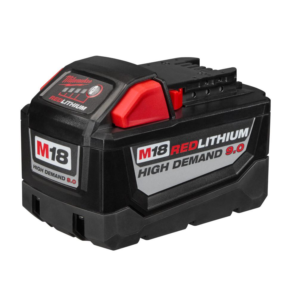 M18 18-Volt Lithium-Ion High Demand Battery Pack 9.0Ah