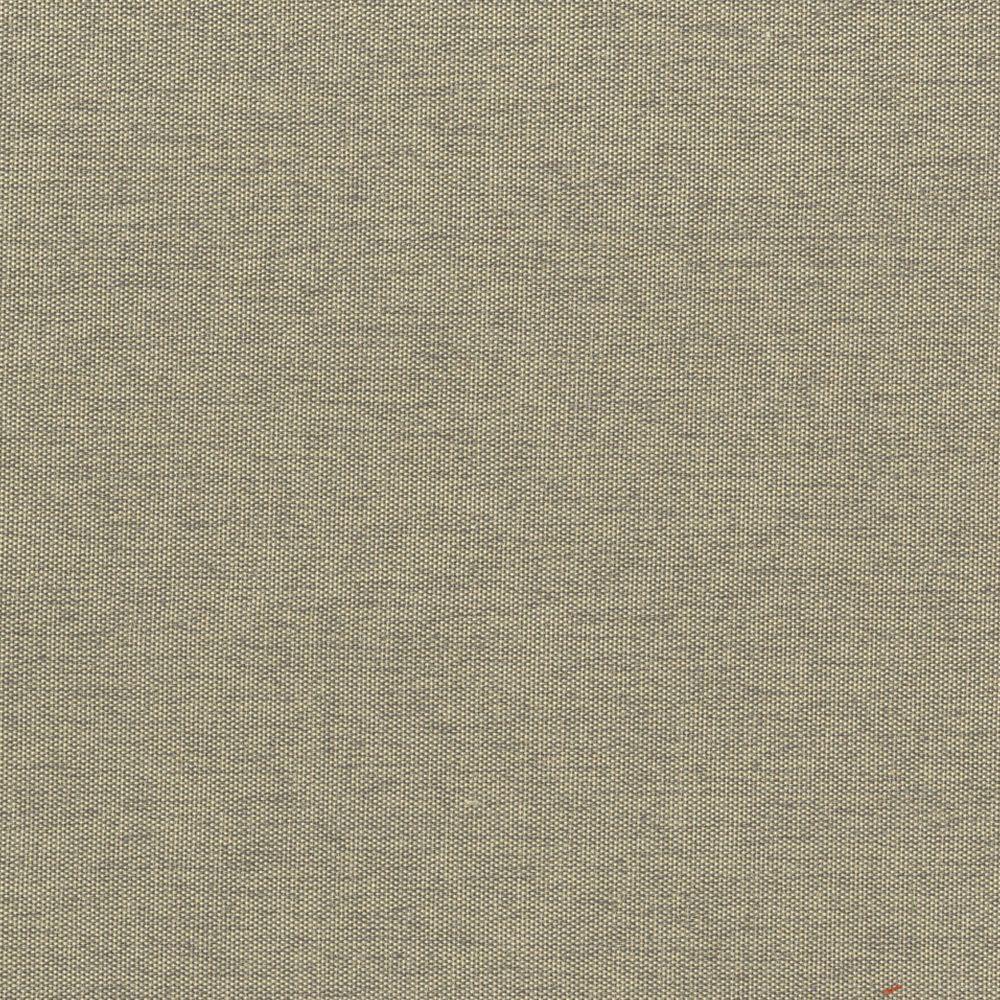 Edington Textured Silver Pebble Patio Glider Slipcover