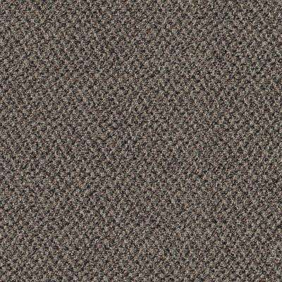 Difference Maker - Color Black Pearl Loop 12 ft. Carpet