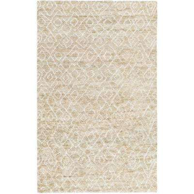 Bellinzona Khaki 2 ft. x 3 ft. Indoor Area Rug