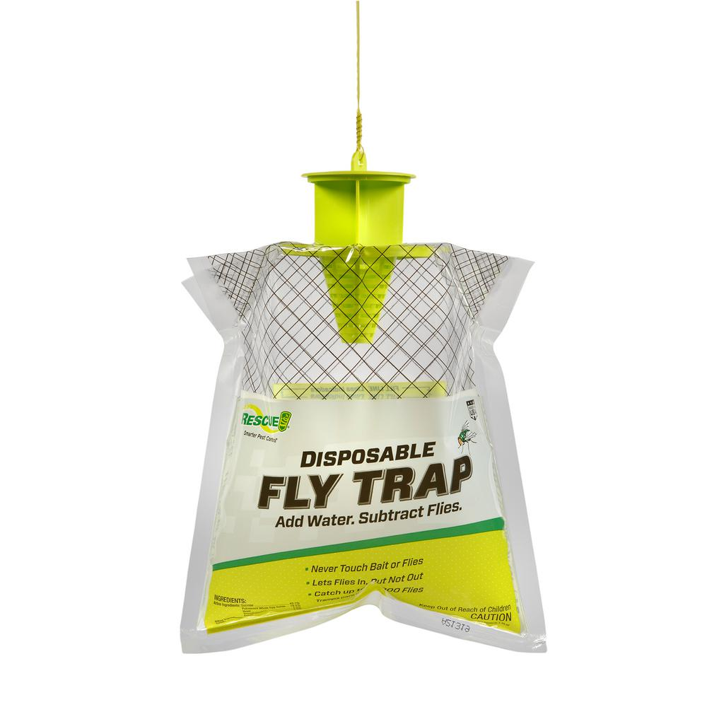 RESCUE Disposable Fly Trap-FTD-DB12