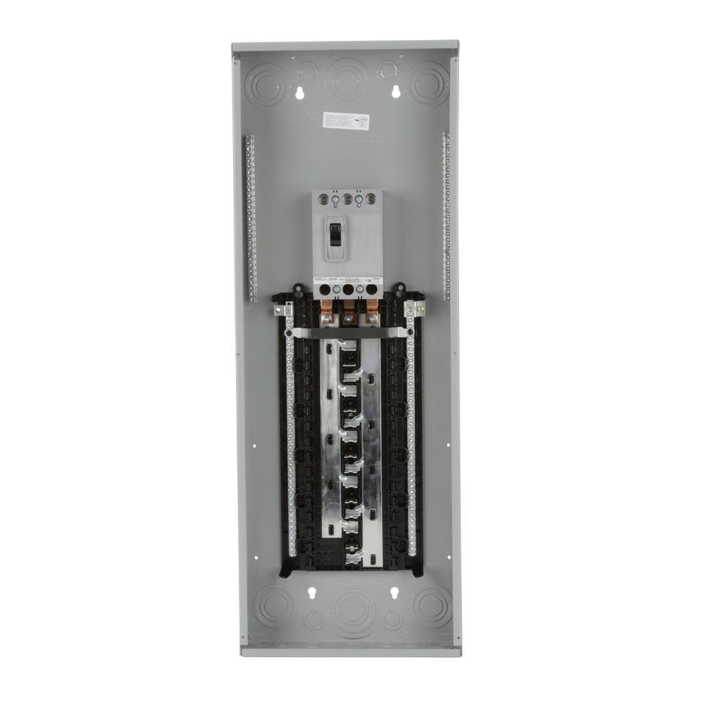 Siemens Pl Series 200 Amp 30 Space 54 Circuit 3 Phase Main Breaker Indoor Load Center Copper Bus P3054b3200cu The Home Depot
