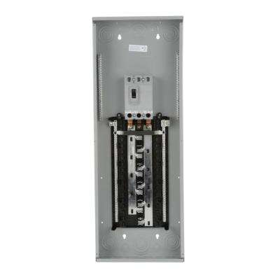 PL Series 200 Amp 30-Space 54-Circuit 3-Phase Main Breaker Indoor Load Center Copper Bus