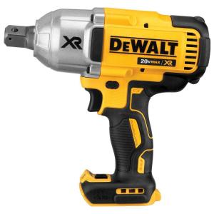 Dewalt 20-Volt MAX XR Lithium-Ion Cordless Brushless High Torque 3/4 inch Impact Wrench with Hog Ring Anvil (Tool-Only) by DEWALT
