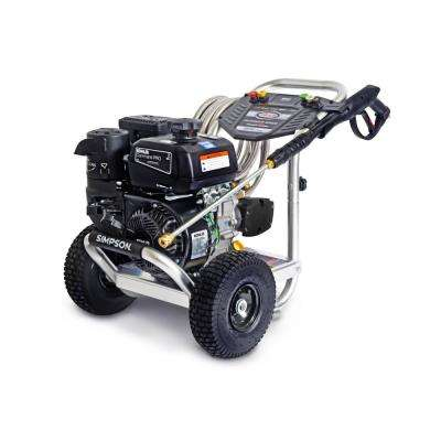 3600 PSI at2.5 GPMCold Water Gas Pressure Washer Powered by KOHLER CH270 with AAA Triplex Pump