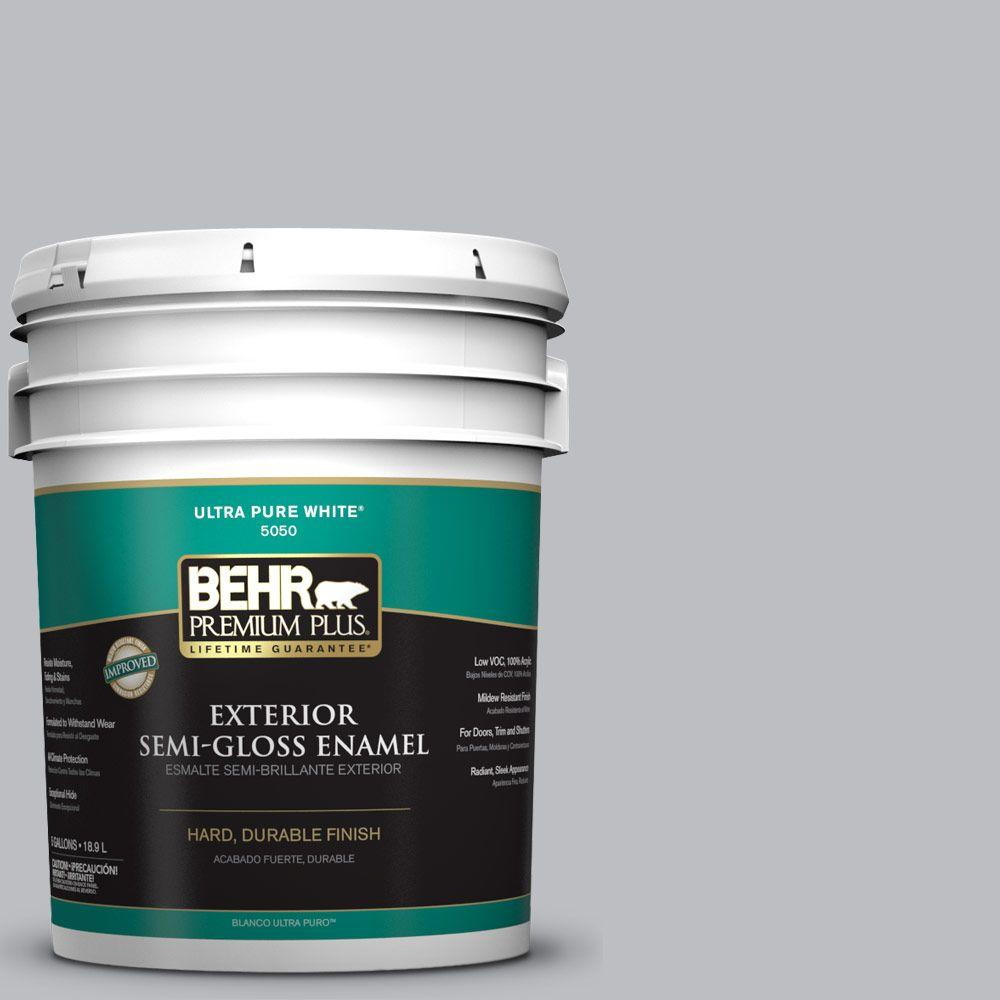 5-gal. #N530-3 High Speed Access Semi-Gloss Enamel Exterior Paint