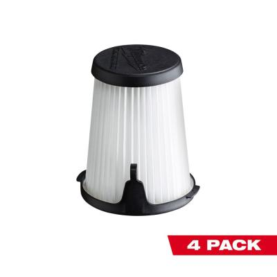 3 in. Replacement Filters (4-Pack)