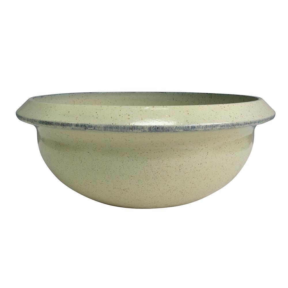 16 in. Dia Ceramix Sydney Bowl Pot