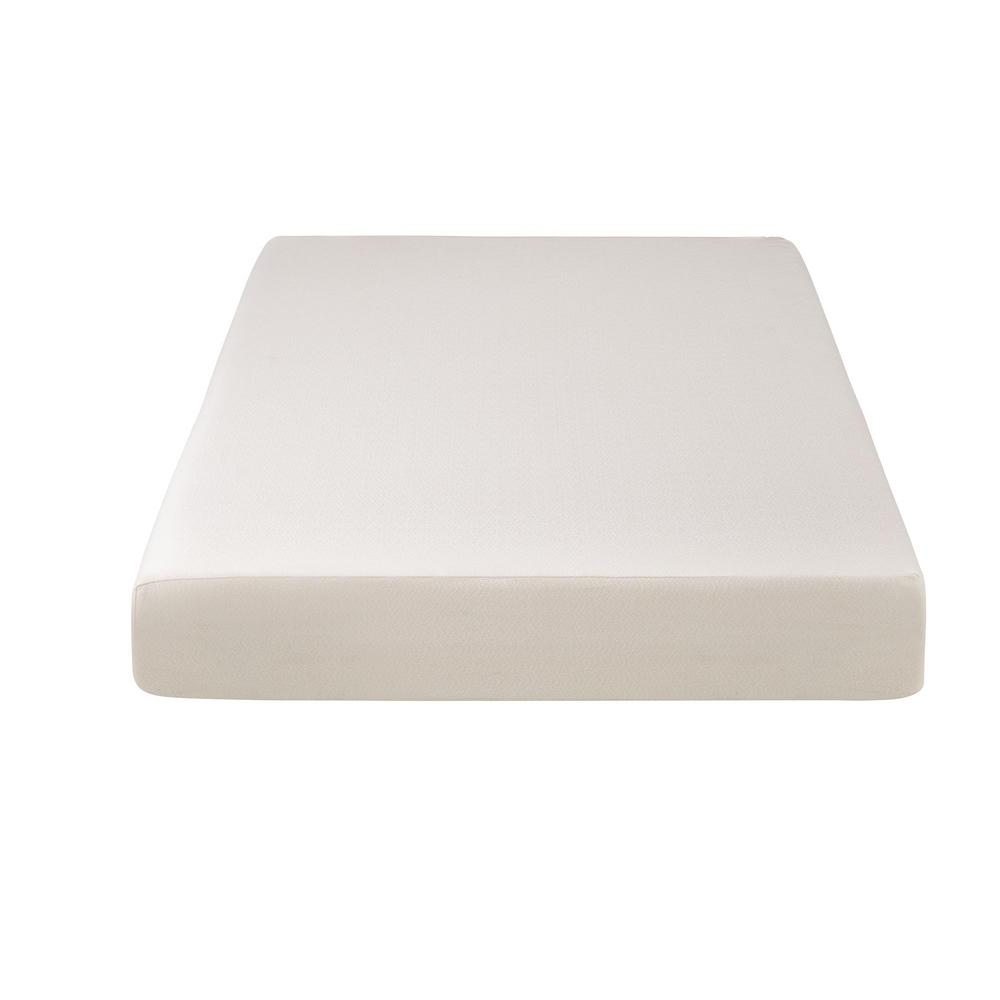 Signature Sleep Tranquility King Size 12 In Memory Foam Mattress