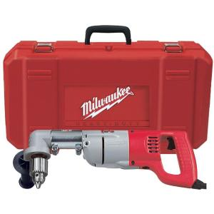 Milwaukee 7 Amp 1/2 inch Corded Heavy Right-Angle Drill Kit by Milwaukee