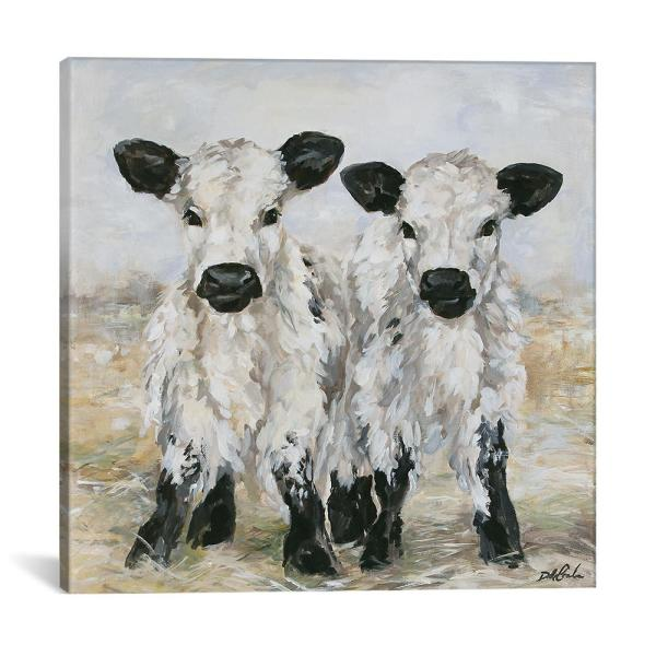 ''Freckles And Speckles'' by Debi Coules Canvas Wall Art