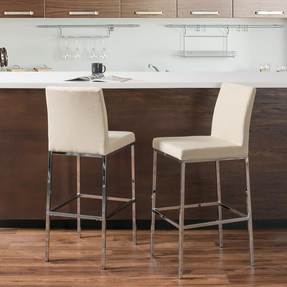 Beige - Bar Stools - Kitchen & Dining Room Furniture - The Home Depot