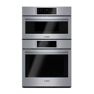 Combination Electric Wall Oven With European Convection