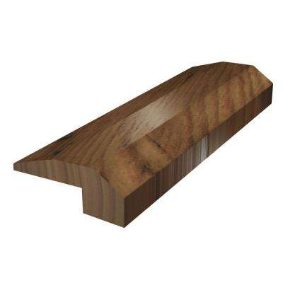 Weathered 3/8 in. Thick x 2 in. Wide x 78 in. Length Threshold Molding