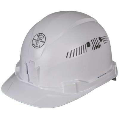 Vented Cap Style Hard Hat