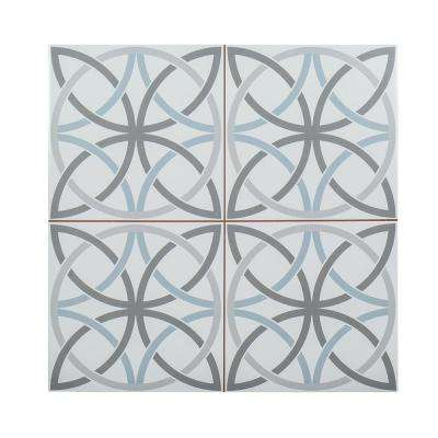 Revolution 18 in. x 18 in. Ceramic Wall Tile (10.76 sq. ft. / case)