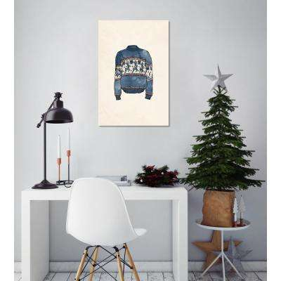 """My Christmas Sweater"" by Oliver Gal Canvas Wall Art"