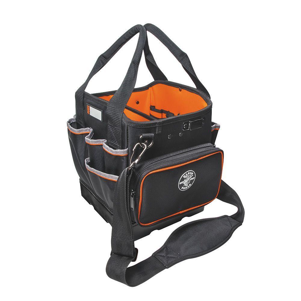 Tool Bag, Tradesman Pro™ Tool Tote, 40 Pockets, 10-Inch