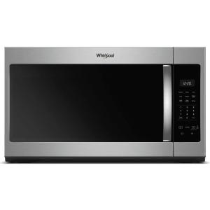 Whirlpool 1.7 cu. ft. Over the Range Microwave with Electronic Touch Controls