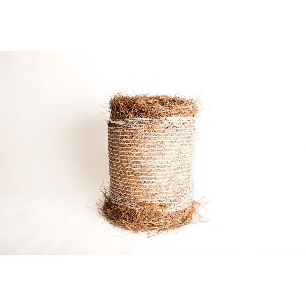 Long Leaf Pine Straw Rolls 2