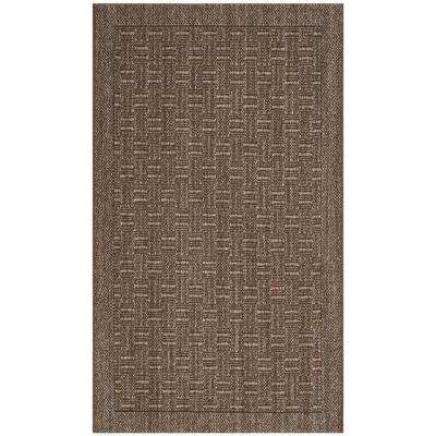 Palm Beach Silver 3 ft. x 5 ft. Area Rug