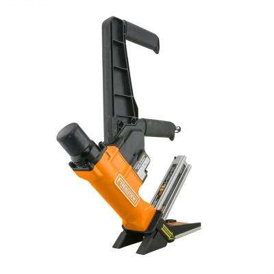 Pneumatic 1-1/4 in. 20-Gauge L-Cleat Flooring Nailer