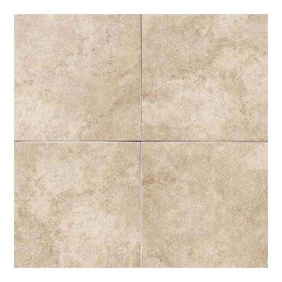 Salerno Cremona Caffe 6 in. x 6 in. Ceramic Floor and Wall Tile (12.5 sq. ft. / case)