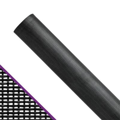 48 in. x 100 ft. Charcoal Pet Resistant Window and Door Screen Roll