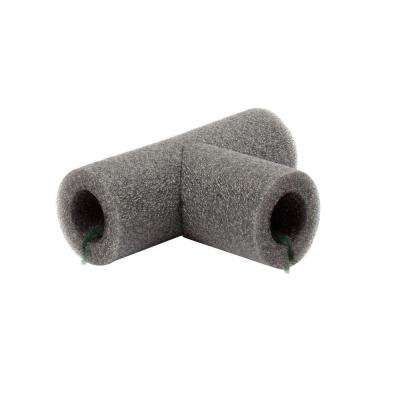 1/2 in. Foam Tee Self-Seal (Case of 14)