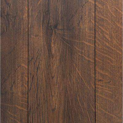 Cotton Valley Oak 12 mm Thick x 4-15/16 in. Wide x 50-3/4 in. Length Laminate Flooring (14 sq. ft. / case)