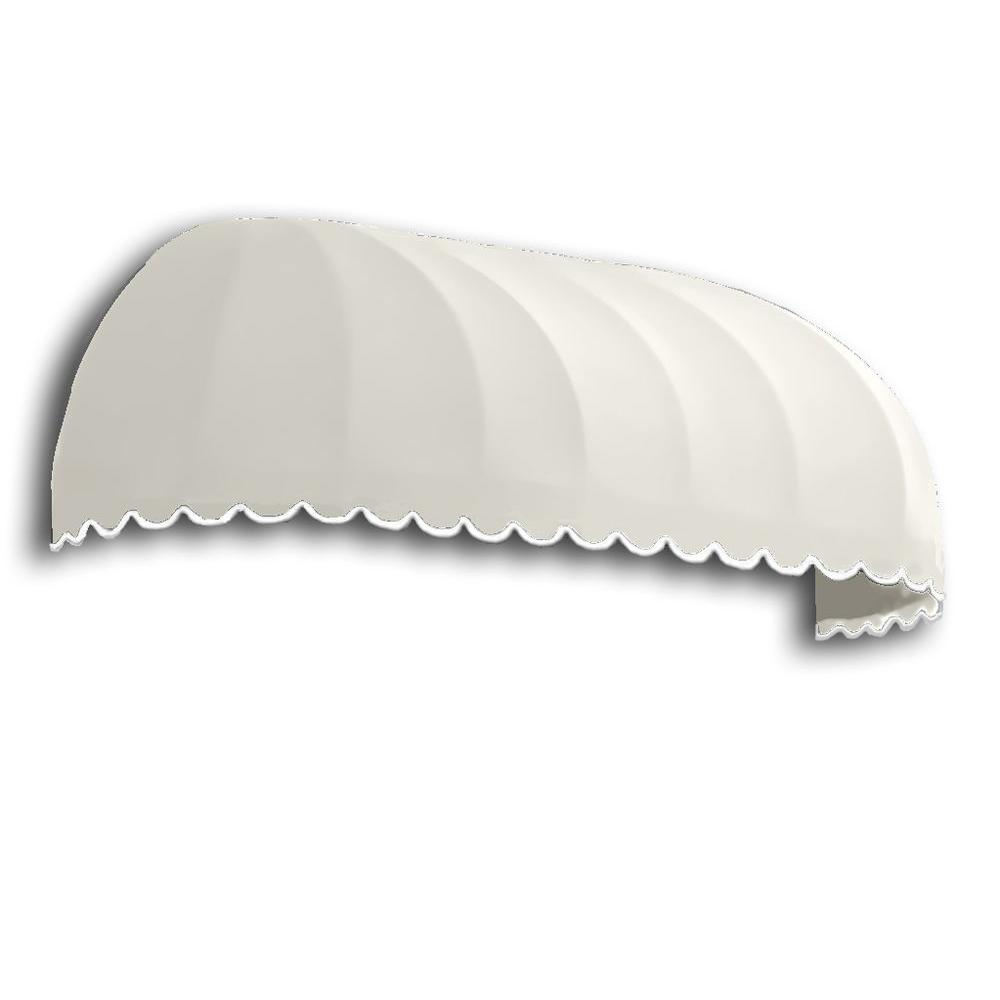 AWNTECH 20 ft. Chicago Window/Entry Awning (31 in. H x 24 in. D) in Off-White