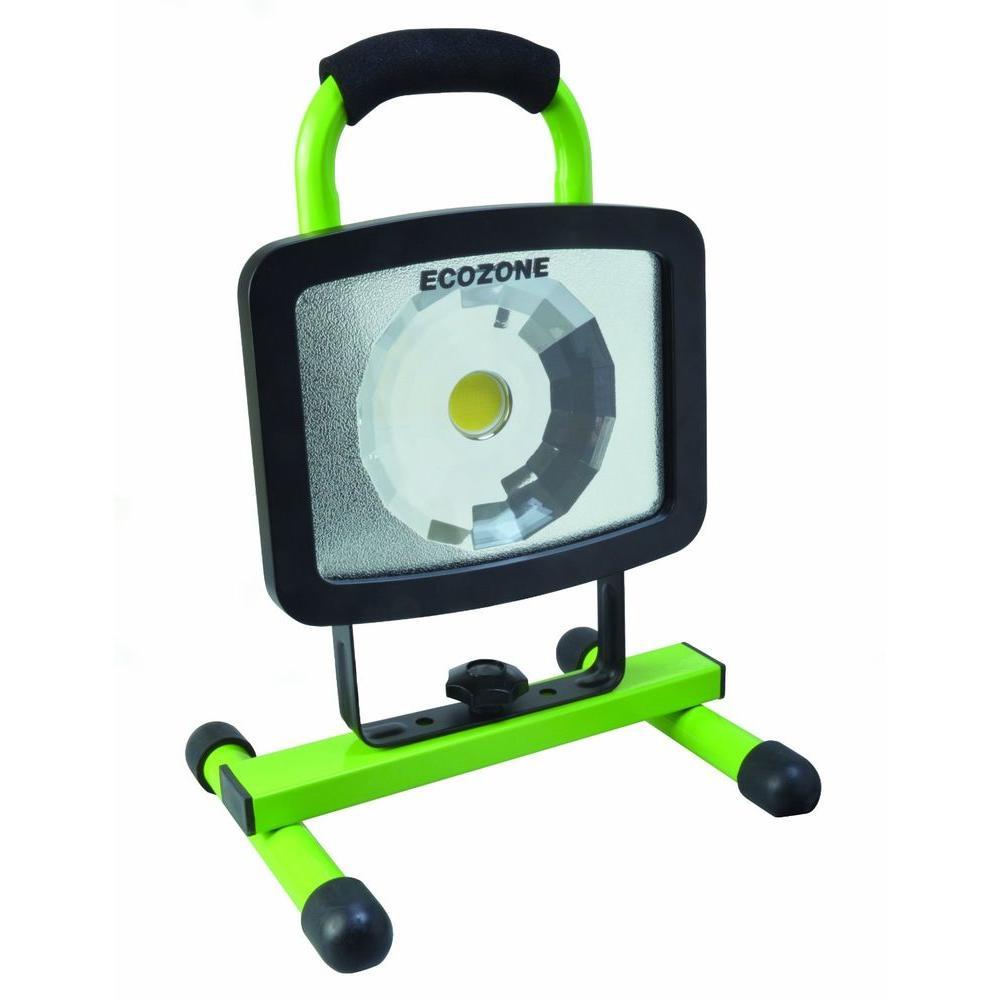 Designers Edge 1000 Watt Portable Work Light: Designers Edge 23-Watt LED Portable Work Light-L1681